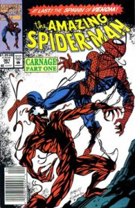 ASM-361-195x300 Top Three Modern Age Comics in July