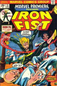 Marvel-Premiere-15-199x300 The Declining State of the Iron Fist Keys