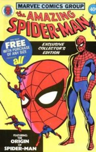 ASM-All-Detergent-190x300 Profitable Spider-Man Promo Comics