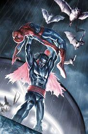 Morbius-Spider-Man-art So Much Morbius, So Little Time