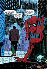 Peter_Parker_Earth-616_from_Amazing_Spider-Man_Vol_1_50_0001 A Tale of Two Comics