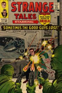 Strange-Tales-138-201x300 Collectors Banking on Kang and Eternity for Avengers 4