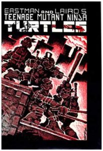 TMNT-1-second-print-205x300 The Six Printings of TMNT #1