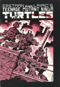 TMNT-1-third-print-205x300 The Six Printings of TMNT #1