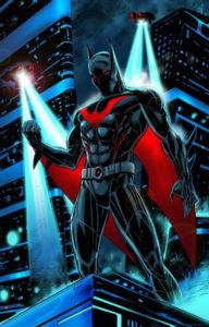 Batman-Beyond-Painting-192x300 Could Batman Beyond Get His Own Live-Action Series?