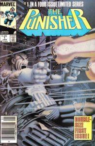 Punisher-1-1986-196x300 Five Modern Comics on the Decline