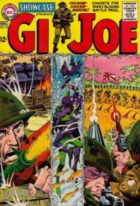 Showcase-53-204x300 G.I. Joe - Great Key Books For Long Term Growth