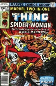 673570_marvel-two-in-one-30-35-cent-variant-196x300 Marvel Two-In-One #30: The Rise of Spider-Woman
