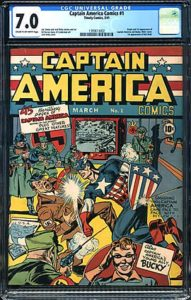 Captain-America-1-7.0-191x300 A Walk Through Comic History
