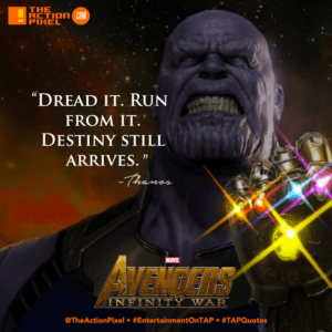 Thanos-destiny-quote-300x300 What If Disney Closes Marvel Comics?