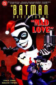 680792_the-batman-adventures-mad-love-1-2nd-printing Nothing but Love for Harley Quinn