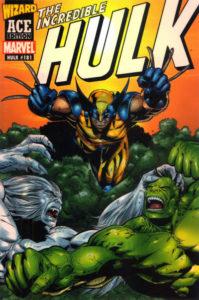 Hulk-181-Wizard-Ace-199x300 Und Jetzt...Wolverine: Collecting the Hulk 181 Reprints