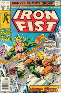 Iron-Fist-14-197x300 The Collectible Wolverine