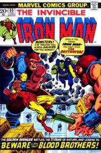 Iron-Man-55-199x300 Iron Man #55 Price Drop