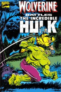 Wolverine-Battles-the-Hulk-1-198x300 Und Jetzt...Wolverine: Collecting the Hulk 181 Reprints