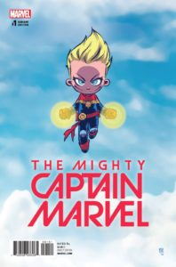 695962_mighty-captain-marvel-1-young-variant-now-198x300 Investment Update:  Captain Marvel