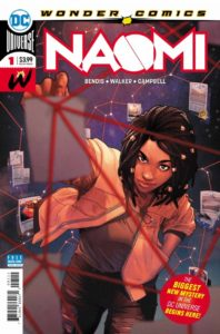 Naomi-1-198x300 Top-Five New Characters: What's Their Worth?
