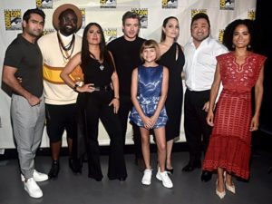 Eternals-Cast-SDCC-300x225 Marvel's SDCC Impact on the Eternals' Key Issues
