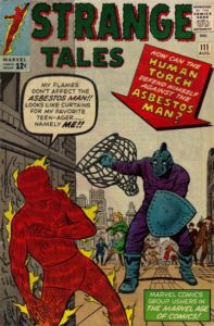 Strange-Tales-111-197x300 Three Strange Tales with Strong Upsides