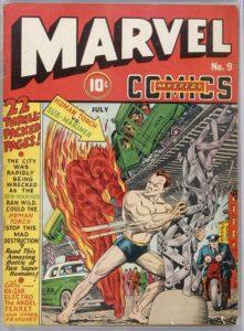 710203_marvel-mystery-comics-9-221x300 Artist Spotlight on Bill Everett