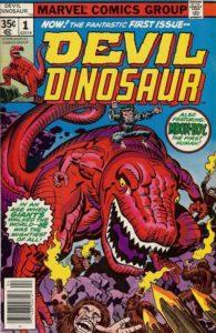 Devil-Dinosaur-1-195x300 The D23 Effect: Moon Girl and Devil Dinosaur