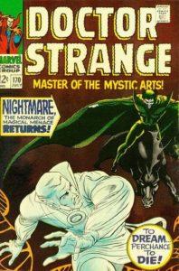 Doctor-Strange-170-198x300 Dream Come True: Affordable Nightmare Comics