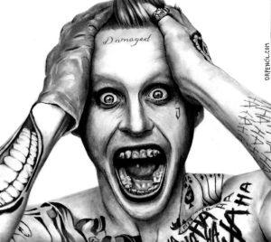 jared-leto-as-the-joker-rick-fortson-300x268 No Joke: The Joker #1