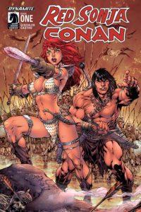 rsconan01-cov-b-benes-200x300 Barbarian Bucks: Red Sonja vs. Conan