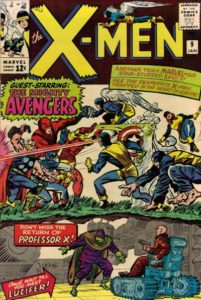 x-men_9-First-Xmen-vs-Avengers-201x300 No More Avengers...