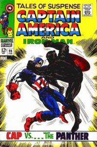 120272_319869bc0905ed349001e655efd4d6b0f6d33041-199x300 Captain America v. Other Heroes:  Tales of Suspense #58, #98, etc