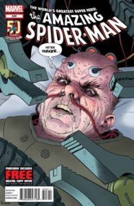 ASM-698-195x300 Pure Speculation: Superior Spider-Man in the Sony-Verse?
