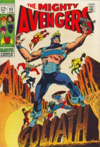 Avengers-63-204x300 The Many Faces of Clint Barton