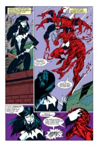 Shriek-art-195x300 Maximum Carnage on Movie Screens and the Issues to Watch