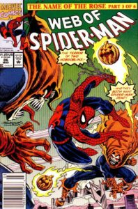 Web-of-Spider-Man-86-198x300 Maximum Carnage on Movie Screens and the Issues to Watch