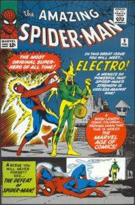 ASM-9-198x300 Falling Silver: Five Silver Age Comics Losing Popularity
