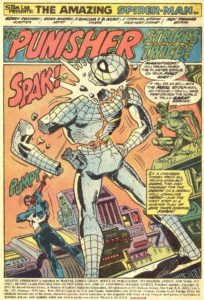 Amazing-Spider-man-129-001-204x300 The Punisher Returns to the MCU