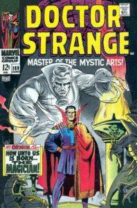 Doctor-Strange-169-198x300 Falling Silver: Five Silver Age Comics Losing Popularity