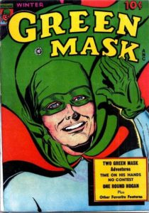 Green-Mask-vs-210x300 Seeing Green: The Green Mask Comics on Auction