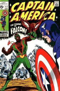 falcon-199x300 The Hottest Silver Age Comics on the Market