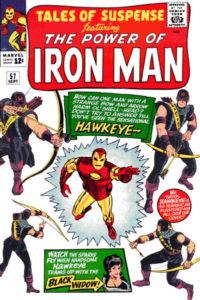 hawkeye-200x300 Disney+ Marvel Character: First Issue Survey