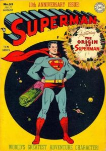 superman-53-210x300 Golden Age Superman #53 Comic for Sale at Heritage