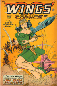 wings-90-199x300 Taking Off - Wings Comics at Heritage