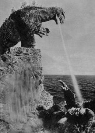 MV5BM2ViMTIxMDMtZTY1ZC00Yjk2LWE0ZmYtOWI4ZmQ4ZGJiZmI4L2ltYWdlXkEyXkFqcGdeQXVyNjQ2MzU1NzQ@._V1_-215x300 Monster Mania: Godzilla #1