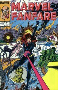 Marvel-Fanfare-11-194x300 Black Widow Fall Out