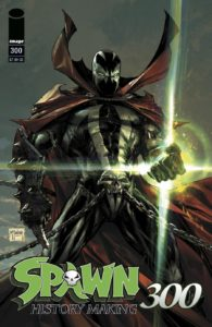 Spawn-300-195x300 The Best Selling Titles of the Year: Detective Comics #1000 and Spawn #300