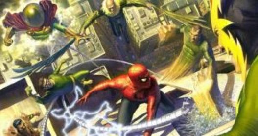 Spider-Man-Homecoming-2-Sinister-Six-300x158 The Insidious Six: Amazing Spider-Man Annual #1