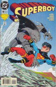 Superboy-9-195x300 Suicide Squad Goals: Polka-Dot Man, King Shark, and the Ratcatcher