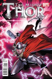 Thor-1-2011-198x300 More Silver Surfer Speculation