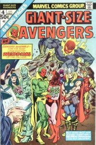 GiantAvengers-199x300 Speculating on Wanda/Vision's Mysterious Relationship