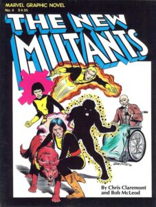 Marvel-Graphic-Novel-4-227x300 New Mutants in the MCU? Time to Stock Up on Your Keys